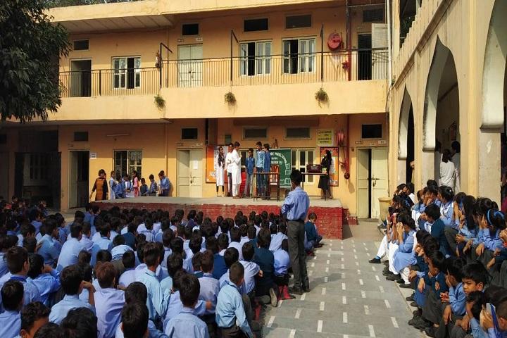 Anglo Arabic Model School-World Education Day