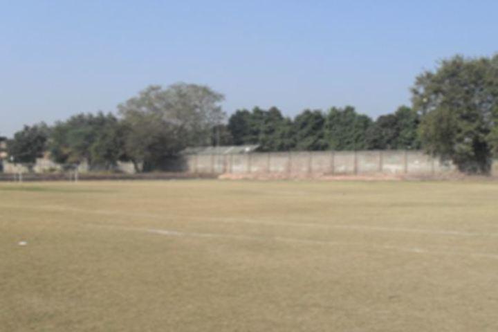 Anglo Arabic Senior Secondary School-Play Ground