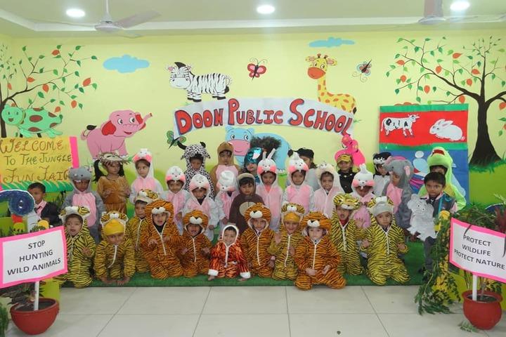 Doon Public School-Animal Day