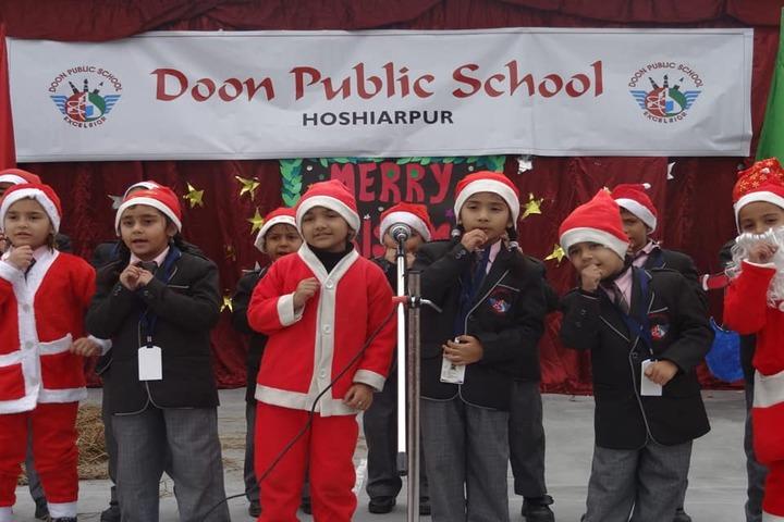 Doon Public School-Christmas Celebration