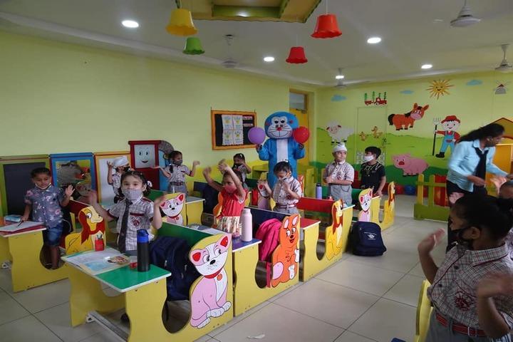 Doon Public School-KinderGarten
