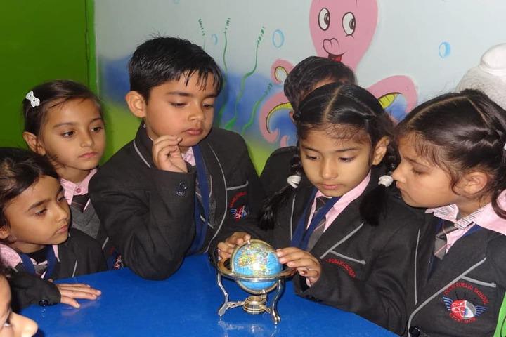 Doon Public School-Social Lab