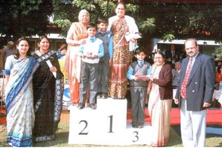 Apeejay School-Prize Distribution