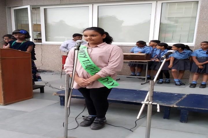 Apeejay School-Investiture Ceremony