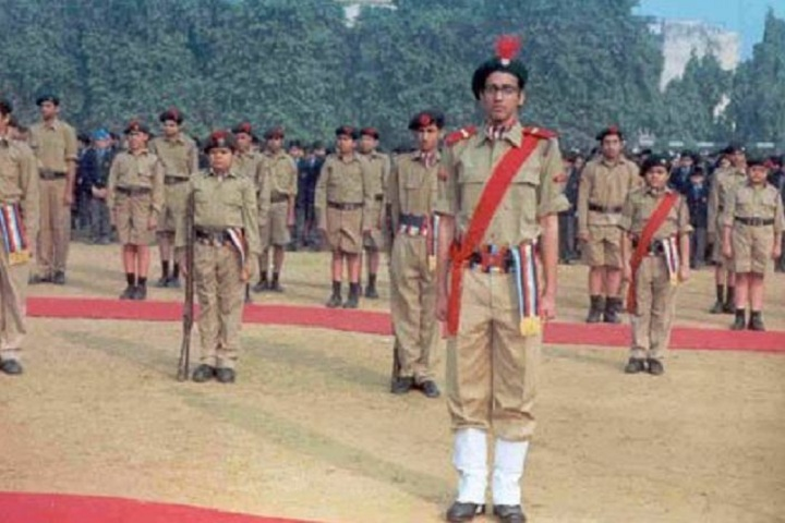 Apeejay School-Scoutt And Guide