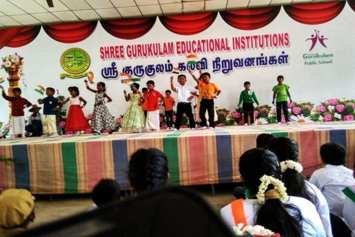 Shree Gurukulam Public School-Dance
