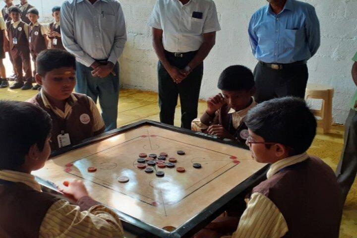 Shree Gurukulam Public School-Games