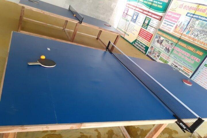 Shree Gurukulam Public School-Tennise Room