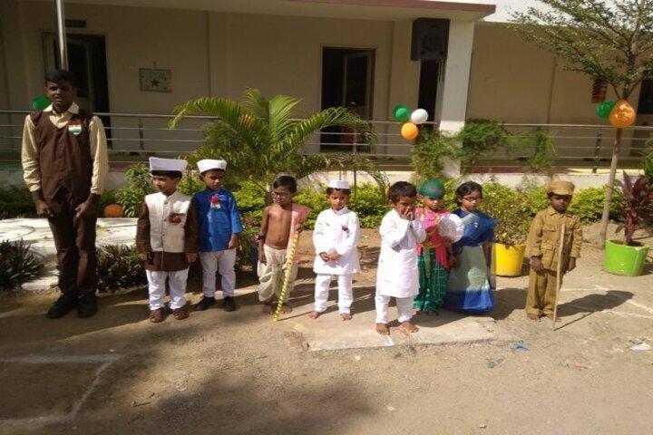 Shree Gurukulam Public School-Traditional Wear