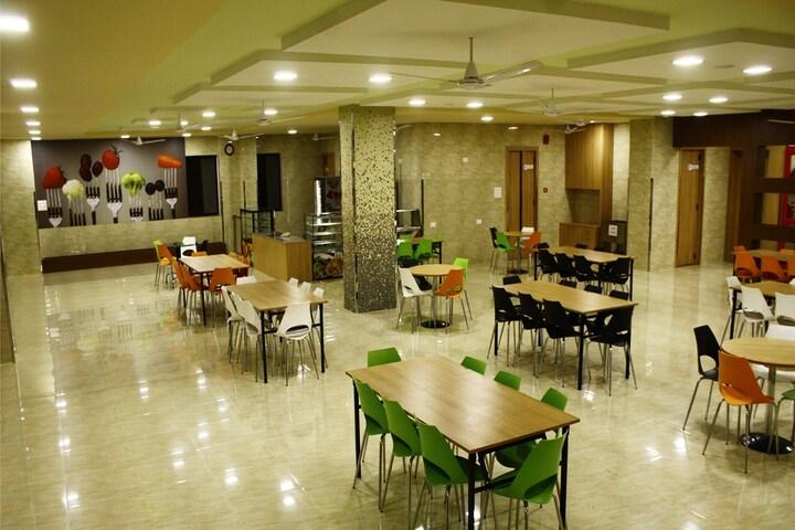 Witty International School-Cafeteria