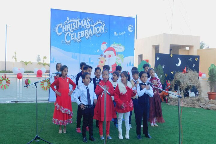 Witty International School-Christmas Celebration