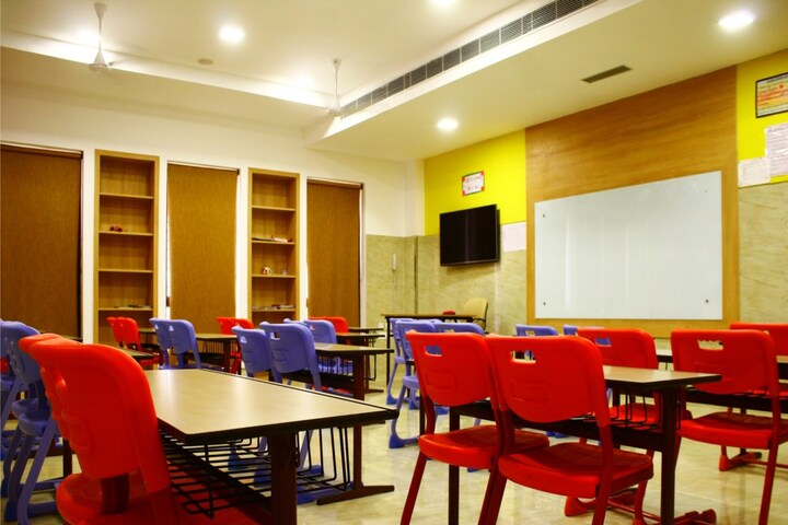 Witty International School-Digital Class Room