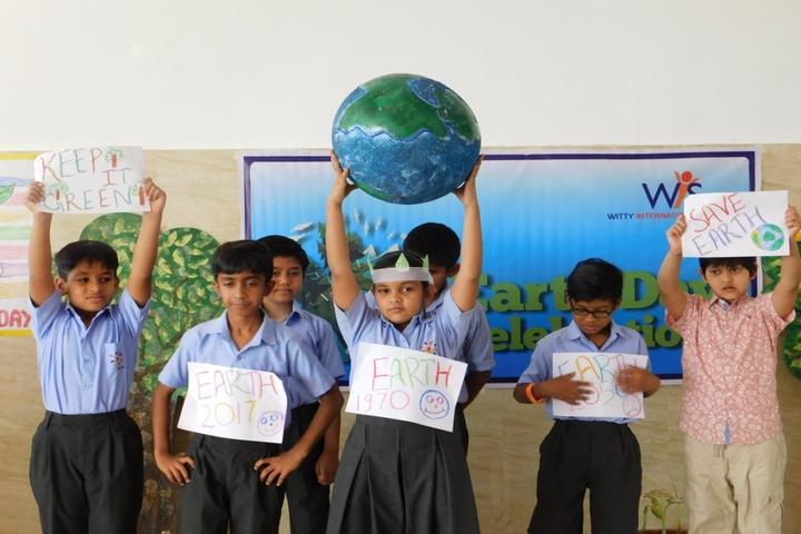 Witty International School-Earth Day