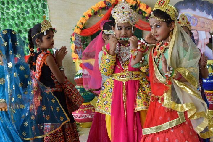 Witty International School-Festival Celebration