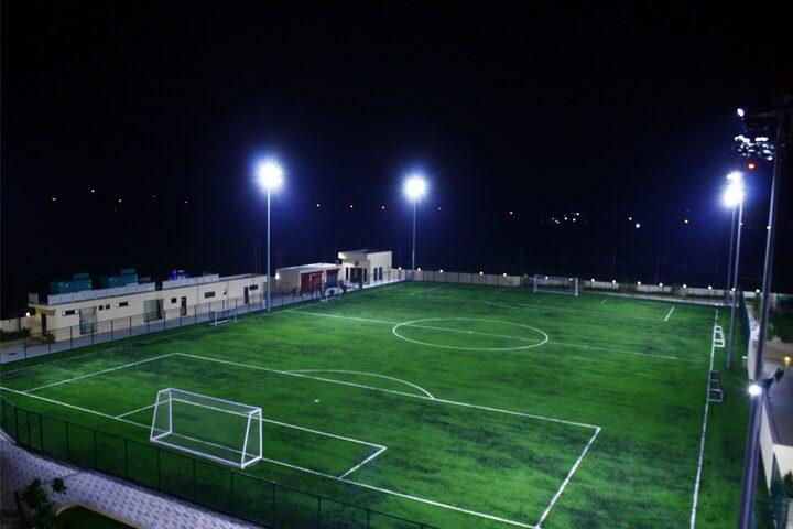 Witty International School-Play Ground