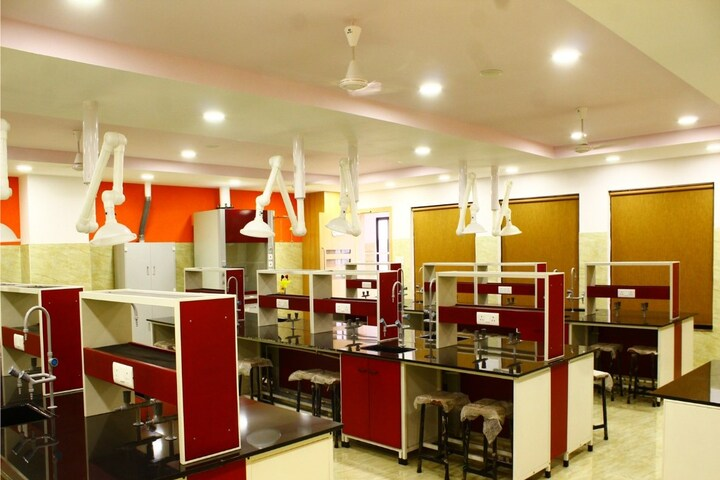 Witty International School-Science Lab
