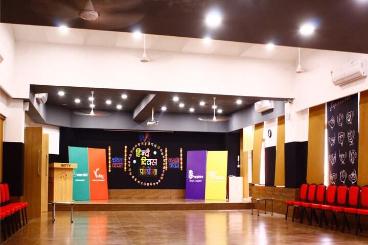Witty International School-Seminar Hall