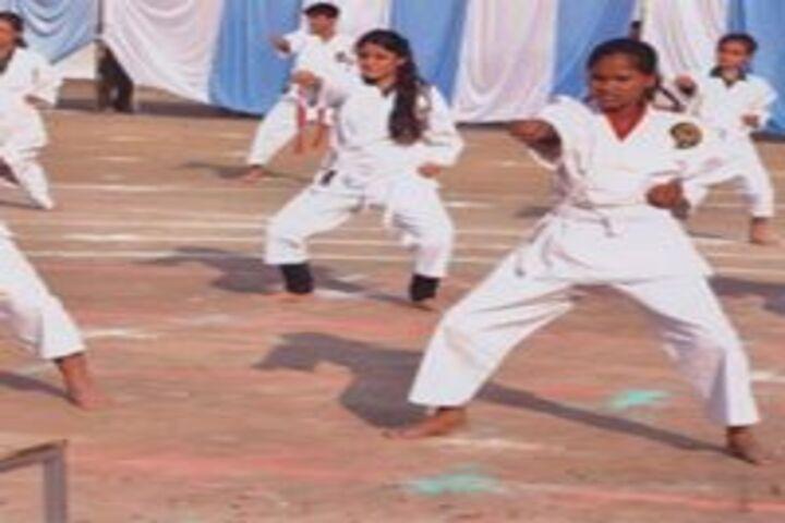 Apex Public School-Karate
