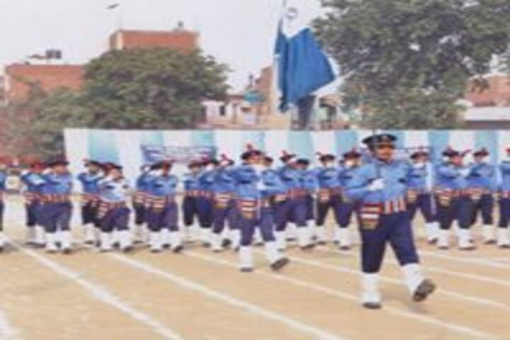 Apex Public School-Scouts and Guides
