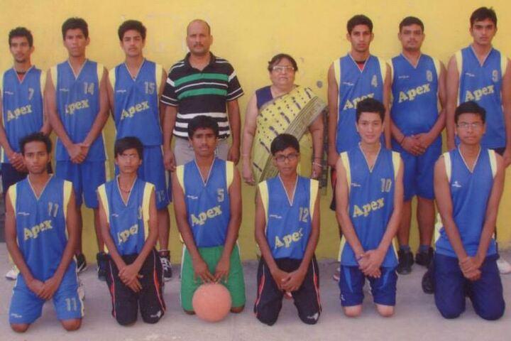 Apex Public School-Volley Ball Team