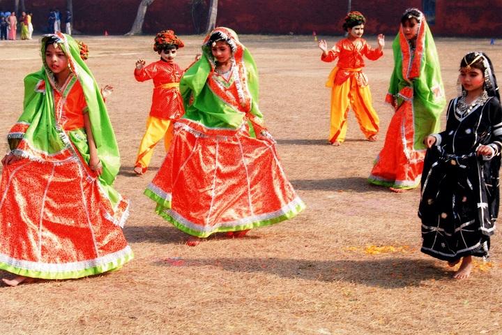 Apex Public School-Cultural Dance