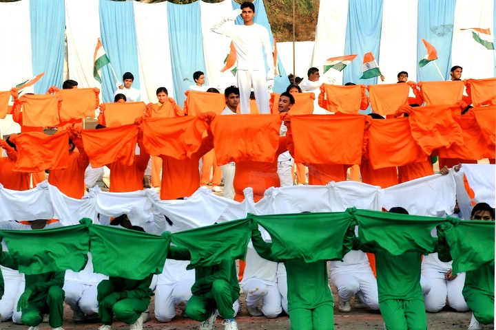 Apex Public School-Independence Day Celebrations