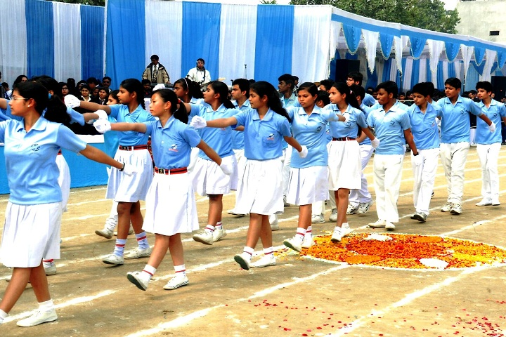 Apex Public School-March Past