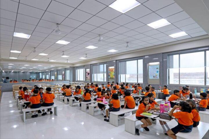 SVKM School-Cafetaria