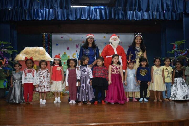 SVKM School-Christmas Celebration