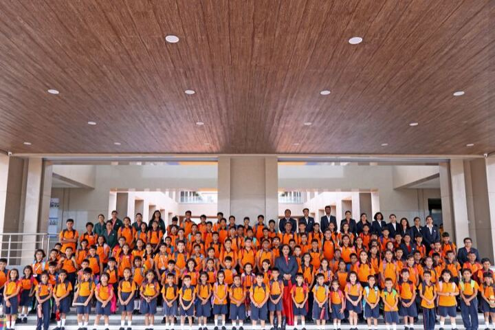 SVKM School-Sports Team