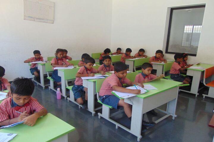 Baburao Maruti Wakode International School-ClassRoom