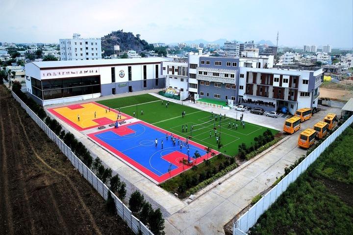 NextGen International School-Play Ground