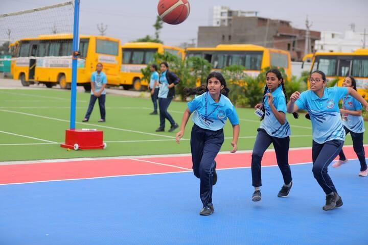 NextGen International School-Sports