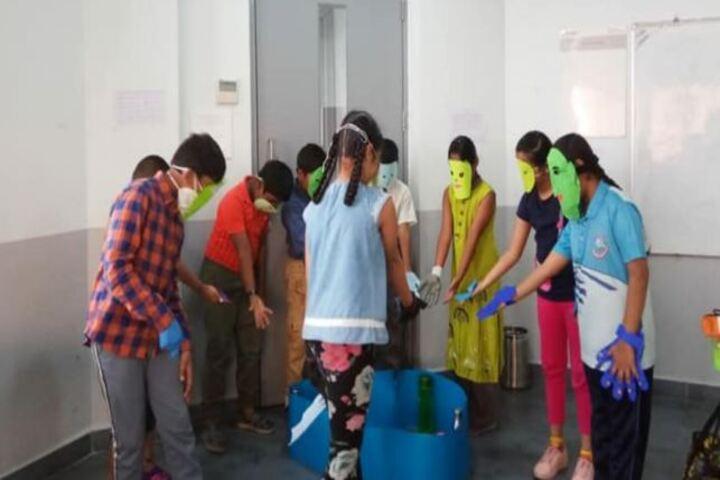 NextGen International School-Drama