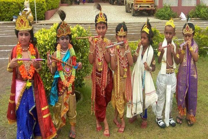 NextGen International School-Janmastami Celebration