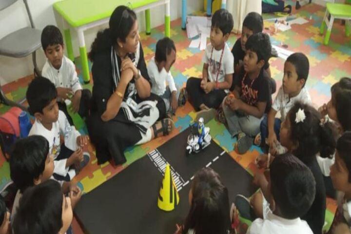 NextGen International School-Kindergarden