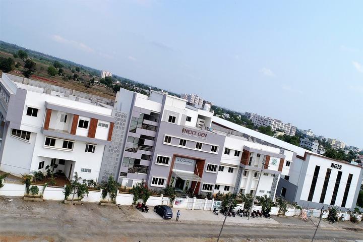 NextGen International School-School Building