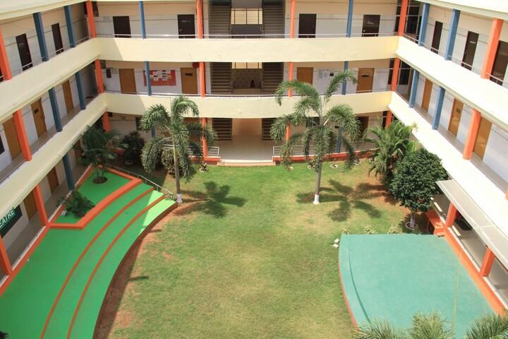 NextGen International School-School Campus