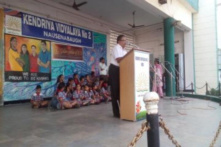 Kendriya Vidyalaya No 2-Childrens Day
