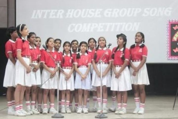 Army Public School-Singing Competition
