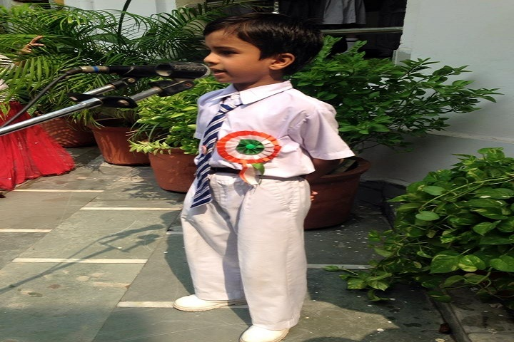 Arun Modern Public School-Independence Day Celebrations