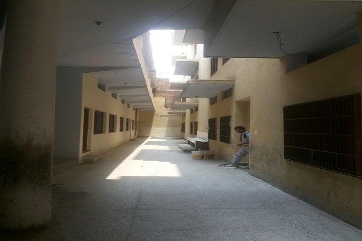 Arun Modern Public School-School Coridor View