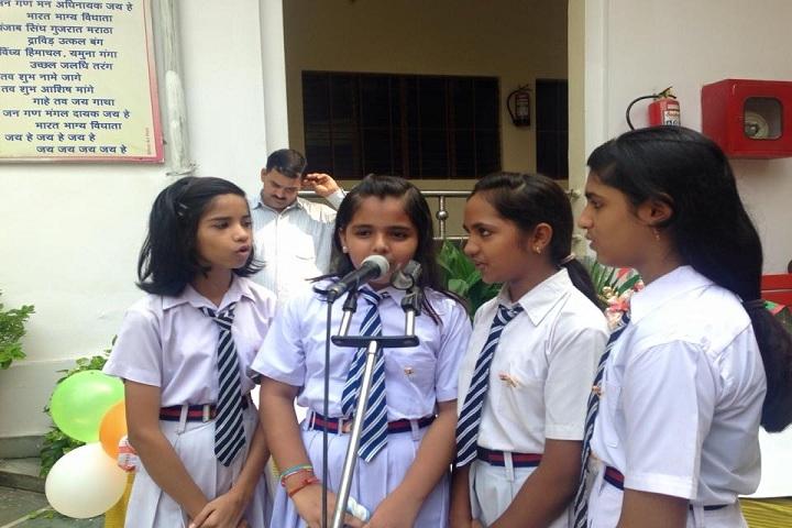 Arun Modern Public School-Singing Competition