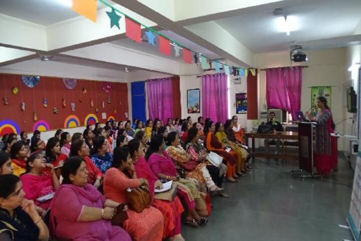 Arvind Gupta D A V Centenary Public School-Awareness