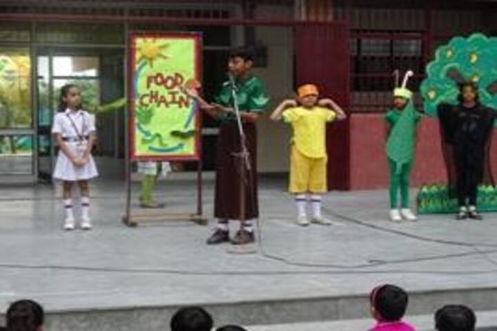 Arvind Gupta D A V Centenary Public School-Drama