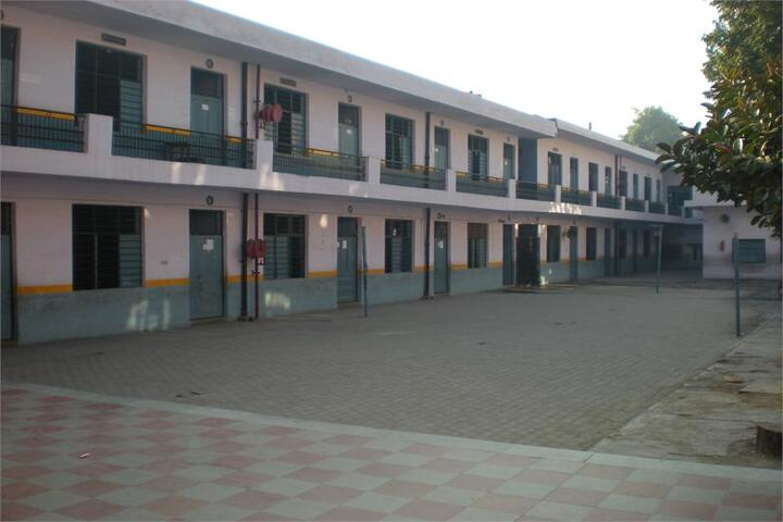 Arwachin Bharti Bhavan Senior Secondary School-School Building