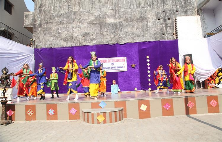 Arwachin Bharti Bhavan Senior Secondary School-Annual Day