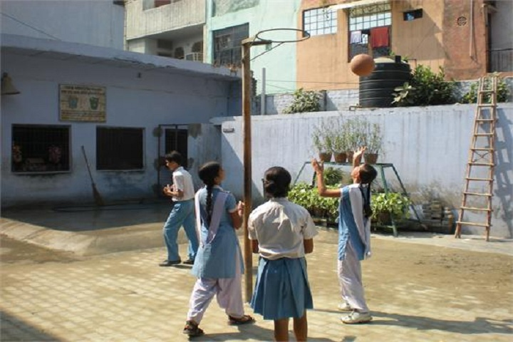 Arwachin Bharti Bhavan Senior Secondary School-Sports