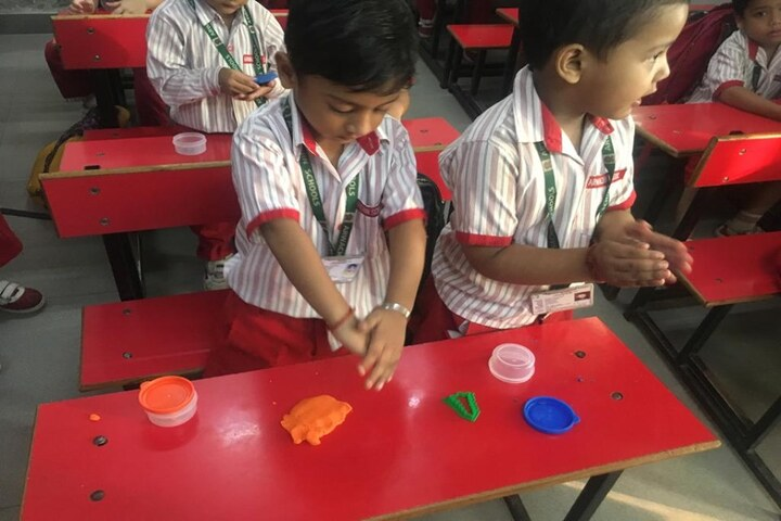 Arwachin Bharti Bhavan Senior Secondary School-Activity