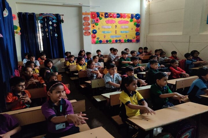 Arwachin Bharti Bhavan Senior Secondary School-Primary Class Room